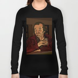 "The Shining - ""I like ya Lloyd.."" Long Sleeve T-shirt"