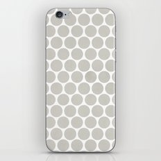 Polka dot Crazy iPhone & iPod Skin