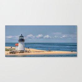 Brant Point Light Canvas Print