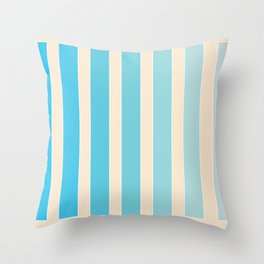 GRADIENT 1 Throw Pillow