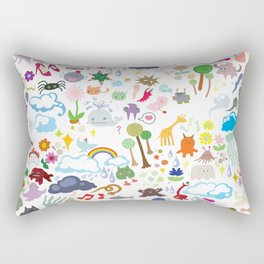 Funland Rectangular Pillow