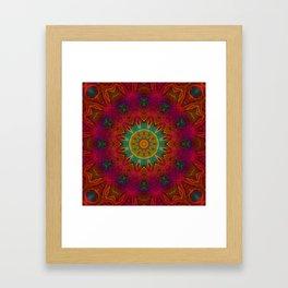 Slyce... Framed Art Print