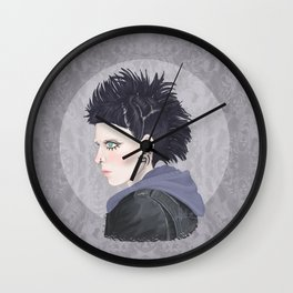 Lisbeth #1 Wall Clock