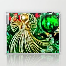 Christmas Angel Laptop & iPad Skin