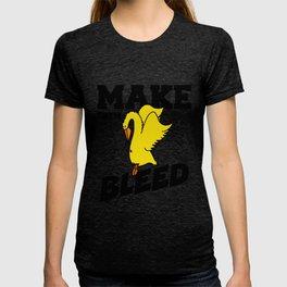 Make Them Bleed, Corpus Christi College Oxford Full Colour  T-shirt