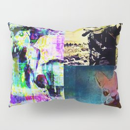 Who You Don't Know Won't Hurt You  Pillow Sham