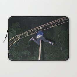Training for the Olympics Laptop Sleeve