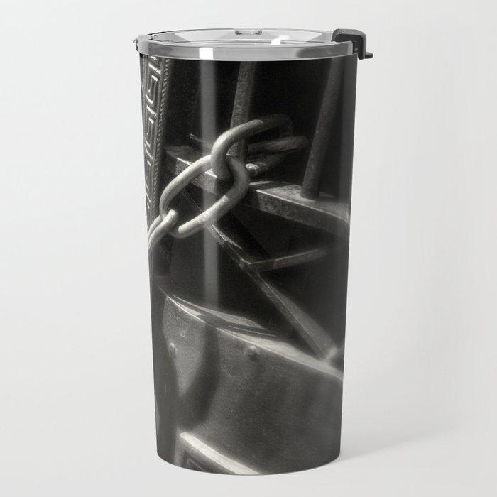 Security Travel Mug