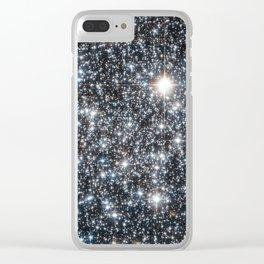 Globular Cluster IC 4499 Clear iPhone Case
