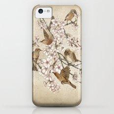 Too many birds iPhone 5c Slim Case