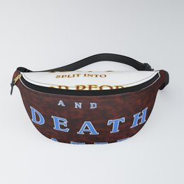 Good & Death Eater Fanny Pack