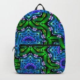 earth kaleidoscope Backpack