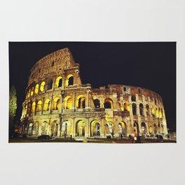Roman Colosseum Rug