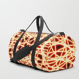 Flaming Chaos 1 Duffle Bag