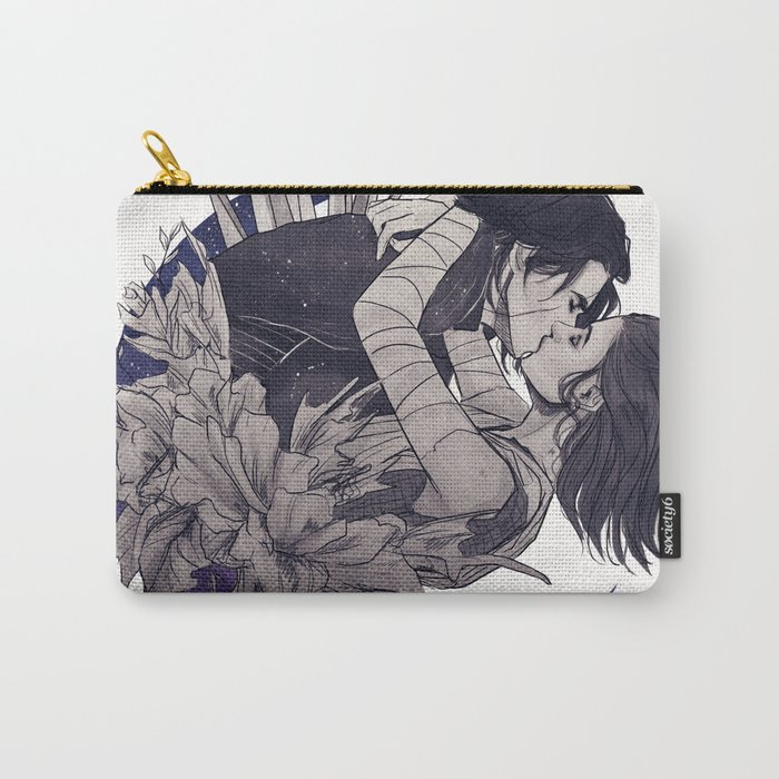 Reylo - Crescent Carry-All Pouch