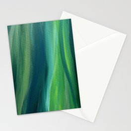Green Magic Stationery Cards