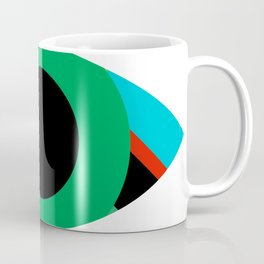 3 eyes Coffee Mug
