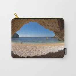 Out From Cave Carry-All Pouch