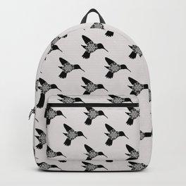 Hummingbird Mandala Backpack