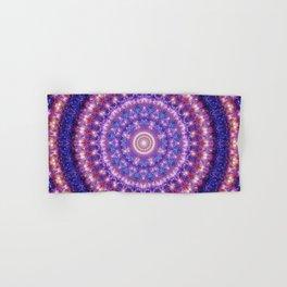 Gateway of Stars Mandala Hand & Bath Towel