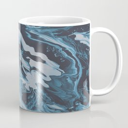SLEEP ON THE FLOOR Coffee Mug