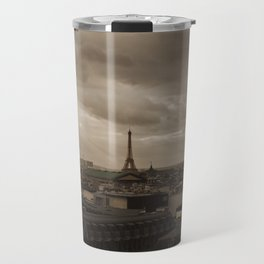 Rooftop view of Paris Travel Mug
