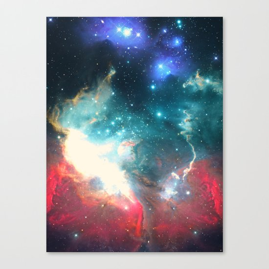 Echoes of the Stars Canvas Print