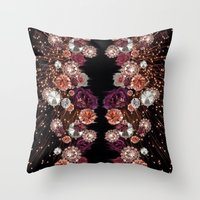 the xx Throw Pillows featuring   xx by ROSEHIRONS