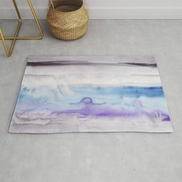 6  | 190907 | Watercolor Abstract Painting Rug