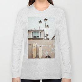 San Diego Surfing Long Sleeve T-shirt