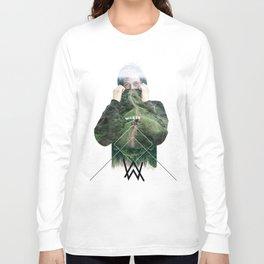 Alan Walker Long Sleeve T-shirt