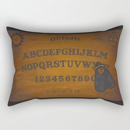 ou.eye.ja board Rectangular Pillow