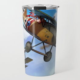The Agincourt Salute Travel Mug
