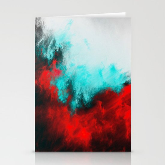 Painted Clouds III.1 Stationery Cards