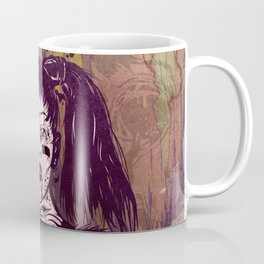 Dead Left Eye Coffee Mug