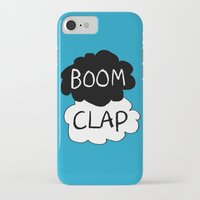 tfios iPhone & iPod Cases featuring Boom Clap (the sound of my heart - TFIOS) by Tangerine-Tane