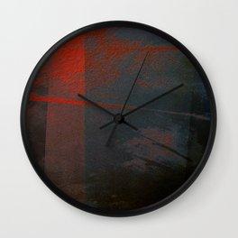 Un Momento Wall Clock