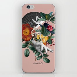 Fiesta de la Primavera iPhone Skin