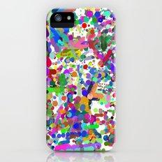dots iPhone (5, 5s) Slim Case