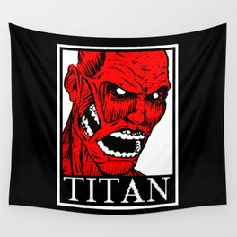 TITAN Wall Tapestry