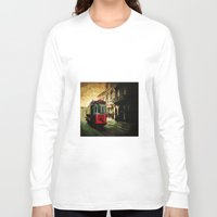 istanbul Long Sleeve T-shirts featuring Istanbul by pinarinadresi