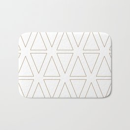 Winter Hoidays Pattern #18 Bath Mat