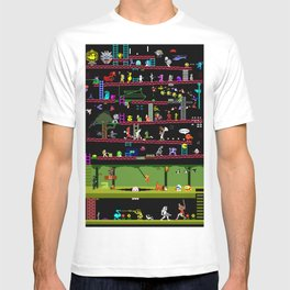 50 Classic Video Games T-shirt