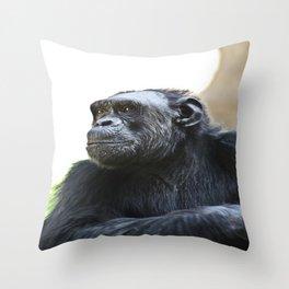 Actitud Throw Pillow