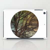 psychadelic iPad Cases featuring Psychadelic Tree by Jeanne Hollington