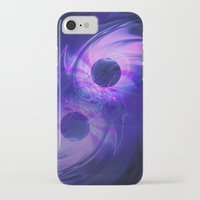 evolution iPhone & iPod Cases featuring Evolution  by Christine baessler