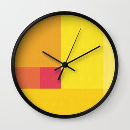 Abstract Art XX Wall Clock