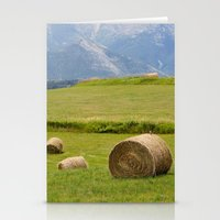 montana Stationery Cards featuring Montana by Claudia Martin