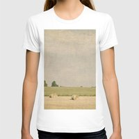 farm T-shirts featuring Farm by Pure Nature Photos