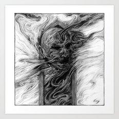 Spectre IX - Inner Sanctum Art Print
